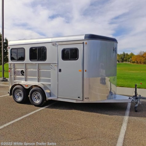 2017 Maverick  2 HORSE TRAILER LIGHT DELUXE