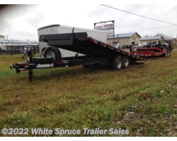 "#13DEC22-88205 - 2017 Diamond C 8'6"" X 22' FULL TILT EQUIPMENT TRAILER 14"