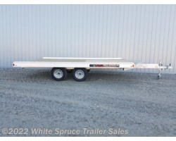 #861413EB-42237 - 2016 Aluma 8.5' X 14' ALL ALUMINUM WITH BRAKES