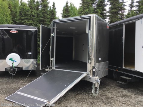 2017 Cargo Mate   8.5' X 27' ALL ALUM TOY HAULER