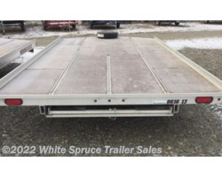 #861613-62776 - 2018 Aluma 8.5' X 16' ALL ALUMINUM WITH BRAKES