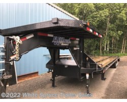 #USED-79423 - 2016 Diamond C 30K GOOSENECK WITH MAX RAMPS