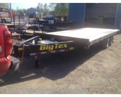 #14OA-18-76329 - 2017 Big Tex 8.5' X 18' DECKOVER EQUIPMENT 14K