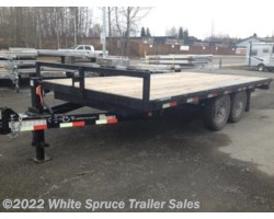 #FM820-48963 - 2017 C&B 8.5' x 20' Flatdeck Equipment 14K