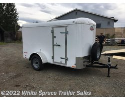 "#BL510-466853 - 2018 Cargo Mate  5' X 10' X 5'4"" ENCLOSED TRAILER W/ BARN"