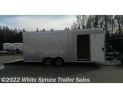 "#BL822TA3-467335 - 2018 Cargo Mate  8.5' X 22' X 7'7"" ENCLOSED W/ RAMP DR 10K"