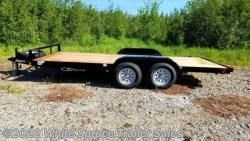 #COM18-49527 - 2017 C&B 18' CAR HAULER 7K TRAILER