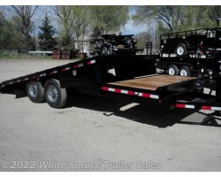 #DOEQ20TILT-50117 - 2018 C&B 8.5' x 20' Deck-Over 3/4 Tilt Equipment