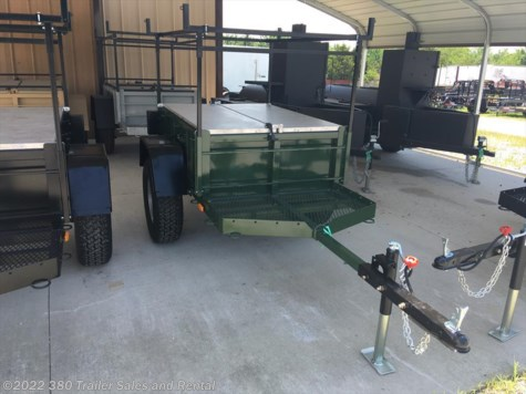 New 2017 Morris Mule Trail Grade For Sale by 380 Trailer Sales and Rental available in Princeton, Texas