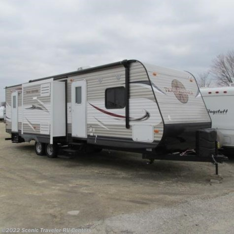 2014 Heartland RV Trail Runner  29 IKBS