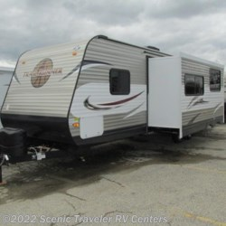 2015 Heartland RV Trail Runner 30 SLE  - Travel Trailer New  in Slinger WI For Sale by Scenic Traveler RV Centers call 800-568-2210 today for more info.