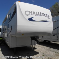 2007 Keystone Challenger 34SBH  - Fifth Wheel Used  in Slinger WI For Sale by Scenic Traveler RV Centers call 800-568-2210 today for more info.