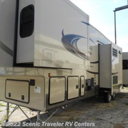 Scenic Traveler RV Centers 2015 Canyon Trail Advanced Profile 33FRLQ  Fifth Wheel by Yellowstone RV | Slinger, Wisconsin