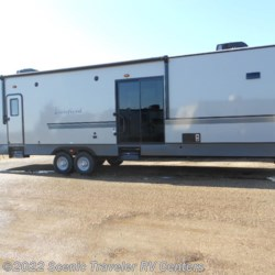 New 2016 Heartland RV Fairfield FF 401 FK For Sale by Scenic Traveler RV Centers available in Slinger, Wisconsin