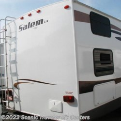Scenic Traveler RV Centers 2009 Salem 302QBSS LA  Travel Trailer by Forest River | Baraboo, Wisconsin