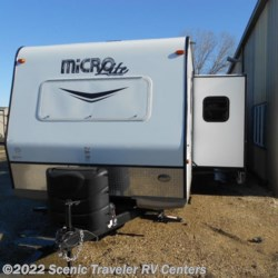 2016 Forest River Flagstaff Micro Lite 21DS  - Travel Trailer New  in Slinger WI For Sale by Scenic Traveler RV Centers call 800-568-2210 today for more info.