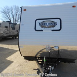 2017 Coachmen Viking 17FQ  - Travel Trailer New  in Slinger WI For Sale by Scenic Traveler RV Centers call 800-568-2210 today for more info.