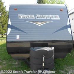2017 Heartland RV Trail Runner TR 39 QBBH  - Destination Trailer New  in Slinger WI For Sale by Scenic Traveler RV Centers call 800-568-2210 today for more info.