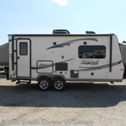 New 2017 Forest River Flagstaff Shamrock 21DK For Sale by Scenic Traveler RV Centers available in Baraboo, Wisconsin