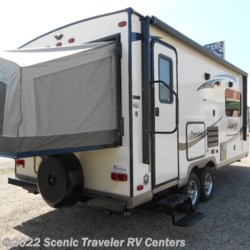 2017 Forest River Flagstaff Shamrock 21DK  - Expandable Trailer New  in Baraboo WI For Sale by Scenic Traveler RV Centers call 877-898-7236 today for more info.
