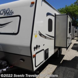 2017 Forest River Flagstaff Micro Lite 21FBRS  - Travel Trailer New  in Slinger WI For Sale by Scenic Traveler RV Centers call 800-568-2210 today for more info.