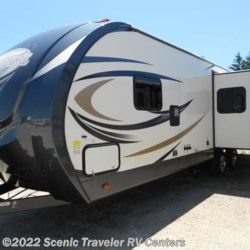 2017 Forest River Salem Hemisphere Lite 272RL  - Travel Trailer New  in Slinger WI For Sale by Scenic Traveler RV Centers call 800-568-2210 today for more info.