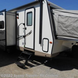 New 2017 Forest River Flagstaff Shamrock 231KSS For Sale by Scenic Traveler RV Centers available in Slinger, Wisconsin