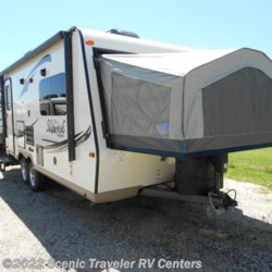 New 2017 Forest River Flagstaff Shamrock 21DK For Sale by Scenic Traveler RV Centers available in Slinger, Wisconsin