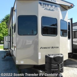 2017 Forest River Salem Villa Estate 4102BFK  - Destination Trailer New  in Slinger WI For Sale by Scenic Traveler RV Centers call 800-568-2210 today for more info.