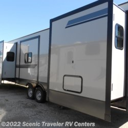 2017 Heartland RV Fairfield FF 406 FK  - Destination Trailer New  in Slinger WI For Sale by Scenic Traveler RV Centers call 800-568-2210 today for more info.