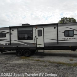 2017 Heartland RV Trail Runner TR 27 RKS  - Travel Trailer New  in Baraboo WI For Sale by Scenic Traveler RV Centers call 877-898-7236 today for more info.
