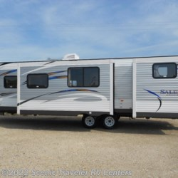 New 2017 Forest River Salem 28CKDS For Sale by Scenic Traveler RV Centers available in Slinger, Wisconsin