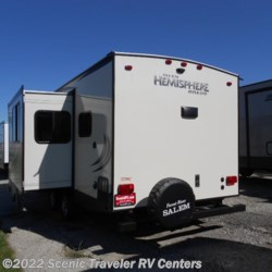 2017 Forest River Salem Hemisphere Lite 24RK  - Travel Trailer New  in Slinger WI For Sale by Scenic Traveler RV Centers call 800-568-2210 today for more info.