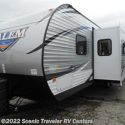 2017 Forest River Salem 28CKDS  - Travel Trailer New  in Slinger WI For Sale by Scenic Traveler RV Centers call 800-568-2210 today for more info.