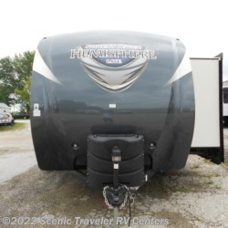 2017 Forest River Salem Hemisphere Lite 302FK  - Travel Trailer New  in Slinger WI For Sale by Scenic Traveler RV Centers call 800-568-2210 today for more info.
