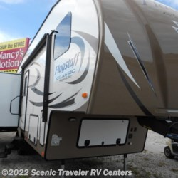 New 2017 Forest River Flagstaff Super Lite/Classic 8528IKWS For Sale by Scenic Traveler RV Centers available in Slinger, Wisconsin