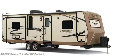 2017 Forest River Flagstaff Super Lite/Classic  26RLWS