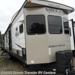 New 2017 Forest River Salem Villa 395FK LTD For Sale by Scenic Traveler RV Centers available in Slinger, Wisconsin