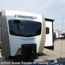 New 2017 Forest River Flagstaff Super Lite/Classic 832OKBS For Sale by Scenic Traveler RV Centers available in Slinger, Wisconsin