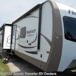 2017 Forest River Flagstaff Super Lite/Classic 832OKBS  - Travel Trailer New  in Slinger WI For Sale by Scenic Traveler RV Centers call 800-568-2210 today for more info.
