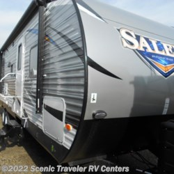 2017 Forest River Salem T30KQBSS  - Travel Trailer New  in Slinger WI For Sale by Scenic Traveler RV Centers call 800-568-2210 today for more info.