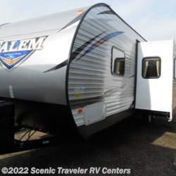 Scenic Traveler RV Centers 2017 Salem T30KQBSS  Travel Trailer by Forest River | Slinger, Wisconsin
