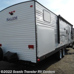 New 2017 Forest River Salem T30KQBSS For Sale by Scenic Traveler RV Centers available in Slinger, Wisconsin