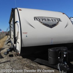 New 2017 Forest River Salem Hemisphere Lite 27BH For Sale by Scenic Traveler RV Centers available in Slinger, Wisconsin