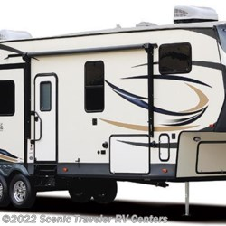 Stock Image for 2016 Forest River Salem Hemisphere Lite 286RL (options and colors may vary)