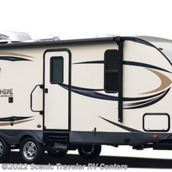 Stock Image for 2017 Forest River Salem Hemisphere Lite 23RBHL (options and colors may vary)