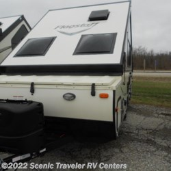 2017 Forest River Flagstaff Hard Side T12RBST  - Popup New  in Slinger WI For Sale by Scenic Traveler RV Centers call 800-568-2210 today for more info.