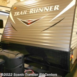 2017 Heartland RV Trail Runner TR 29 MSB  - Travel Trailer New  in Slinger WI For Sale by Scenic Traveler RV Centers call 800-568-2210 today for more info.