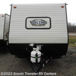 2017 Coachmen Viking 17FQS  - Travel Trailer New  in Slinger WI For Sale by Scenic Traveler RV Centers call 800-568-2210 today for more info.