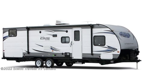 2017 Forest River Salem Cruise Lite  T201BHXL